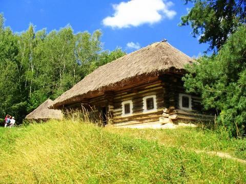 По цене самой дешевой квартиры Киева можно купить целое село в глубинке
