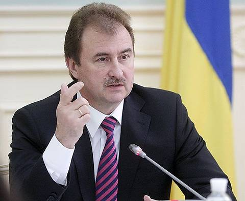 Попов просит дополнительные 100 млн. грн. на подготовку дорог к зиме