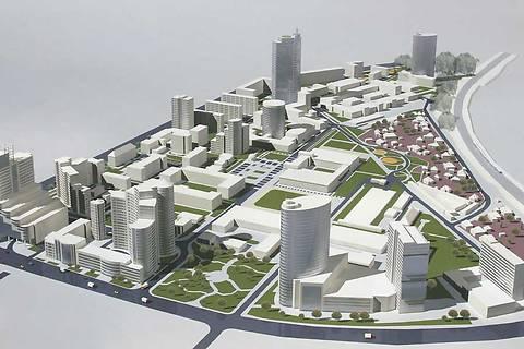 Работу по внесению изменений в генеральную схему планирования территорий Украины завершат в течение 2014 г.