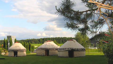 В Казахстане могут появиться гостиницы-юрты