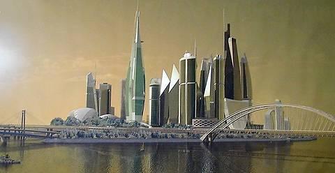 «Киев-Сити» стоимостью $10 млрд. может стать украинским Манхэттеном
