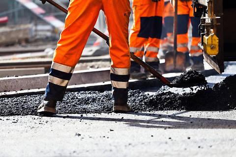 За день в Киеве ремонтируется 500 квадратных метров дорожного покрытия, - «Киевавтодор»