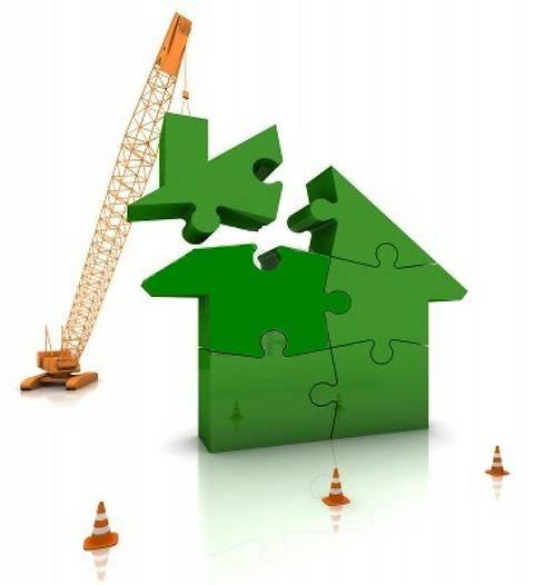 Количество недостроев по стране выросло до 16,4.тыс. объектов
