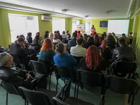 Семинары от DOM.RIA прошли в Западной Украине
