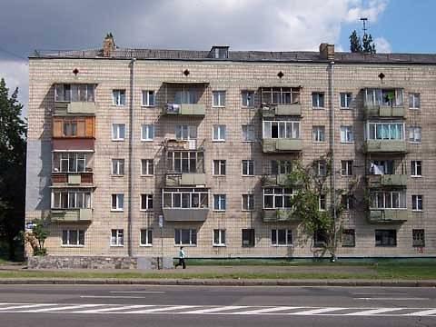 В Киеве стоимость квартир эконом-класса в долларах снизилась на 15%