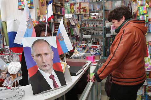 Россия обещает Крыму рост экономики лишь с 2018 года