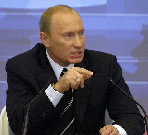 Путин подписал закон о запрете гривны в Крыму
