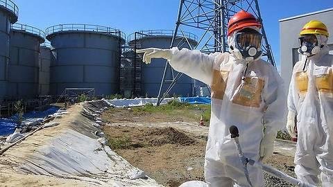В Японии стартовало строительство ледяной стены вокруг «Фукусима-1»