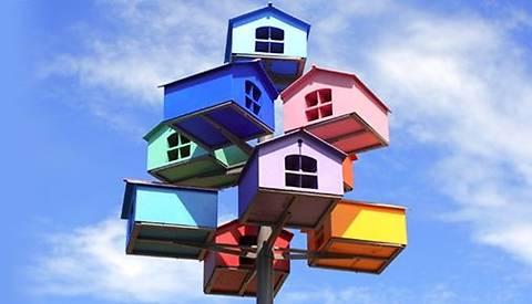 В Украине насчитали около 19,4 млн. квартир