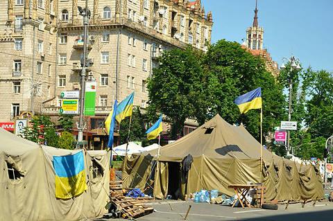 В Киеве откроют проезд от ул. Богдана Хмельницкого к Прорезной
