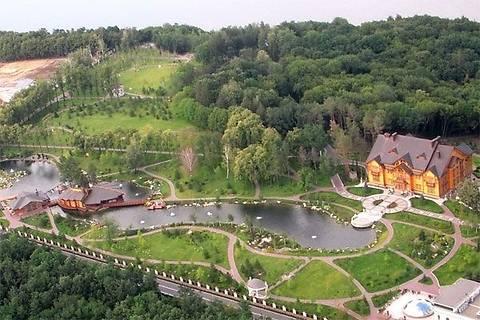Земли под «Межигорьем» стоимостью 118 млн. грн. вернули в госсобственность