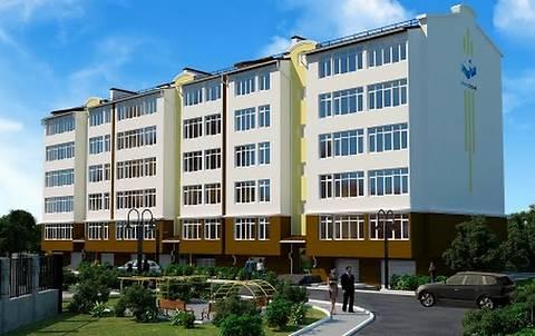 За 6 месяцев пройдено 7 этапов строительства жилого дома по ул. Пожарского, г. Киев.