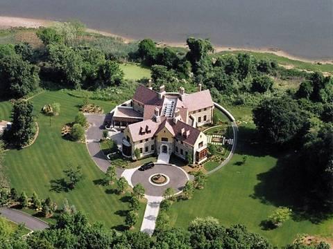 Дом недели: X-образный особняк стоимостью $12 млн.