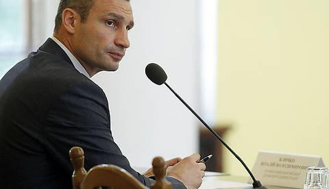 Кличко уволил глав 4-х коммунальных предприятий Киева