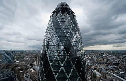 Лондонский небоскреб «Огурец» продают за $1,1 млрд.