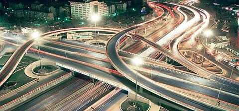 Киеву обещают построить свыше 100 транспортных развязок