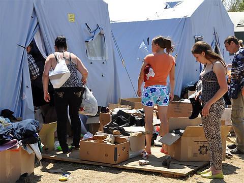 Москва, Ростов и Петербург больше не хотят принимать украинских беженцев