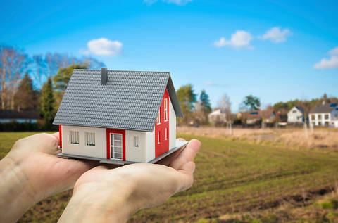 Правительство упростило регистрацию частных домов