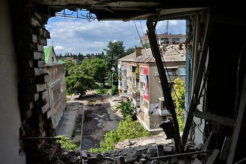 Более 1000 жителей Донецкой области лишились жилья