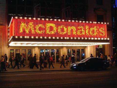 ТОП-10 самых оригинальных зданий McDonald's