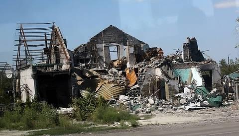 Дончанам выплатят компенсации за разрушенное жилье