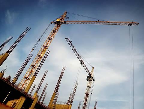 На Позняках остановлено строительство многоэтажки