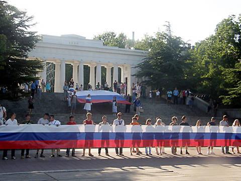 Севастополь отменил визы для иностранцев