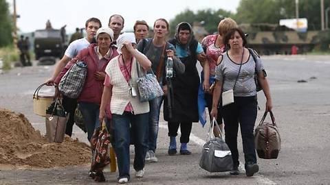 ОБСЕ: Ежедневно из России в Украину возвращается больше тысячи беженцев