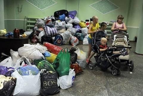 Переселенцев разместят на зиму в одной из школ Мариуполя