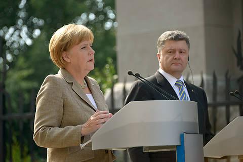 Германия выделит Донбассу €25 млн. на жилье и €500 млн. — на инфраструктуру