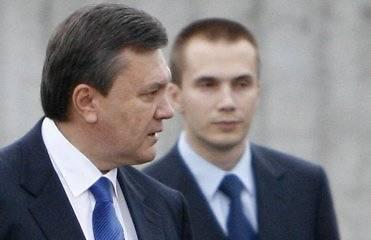 Возле Буковеля сгорела гостиница сына Януковича (фото)