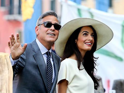 Джордж Клуни приобрел новый дом в Лондоне (фото)