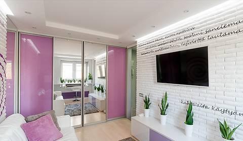 Реальный пример обустройства 20-метровой квартиры
