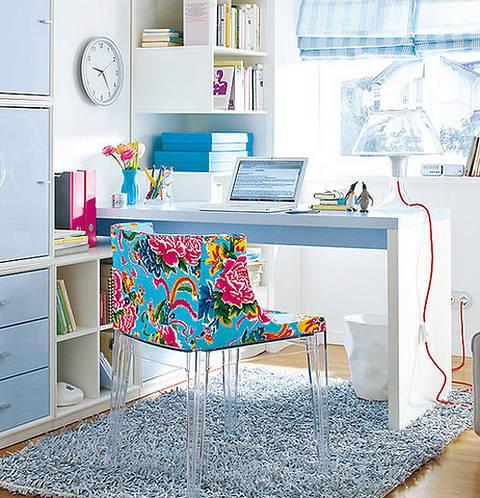 Как обустроить дома два рабочих места: 6 советов