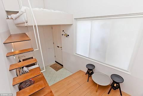 Cамый маленький дом Великобритании продан за $450 тыс. (фото)
