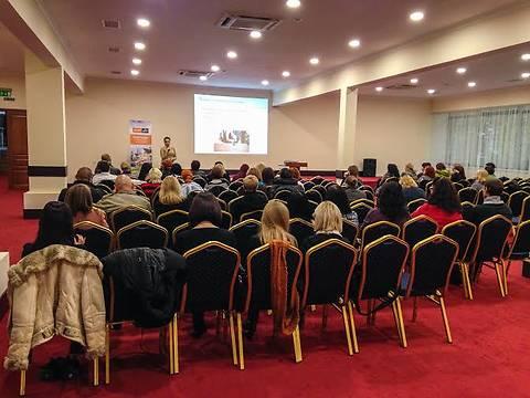 Очередной тур семинаров от DOM.RIA собрал более двухсот участников