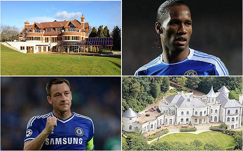 ТОП-10 самых дорогих домов звезд мирового футбола