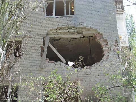 За разрушенное жилье на Донбассе предлагают возмещать до 150 тыс. грн.
