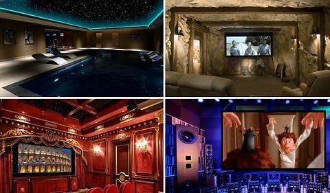 ТОП-20 домашних кинотеатров, о которых мечтает каждый