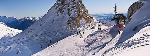 В Словении с молотка пустят целый горнолыжный курорт