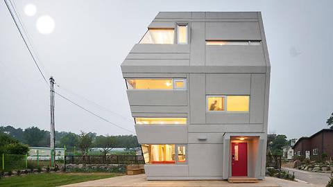 В Южной Корее построили особняк по мотивам «Звездных войн» (фото)