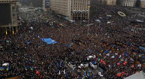 Киевсовет рассматривает возможность выделения жилья семьям погибших на Майдане