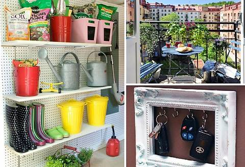 ТОП-10 лучших идей по организации пространства в квартире