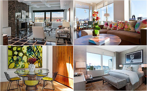 ТОП-9 невероятно стильных квартир Нью-Йорка (фото)