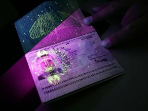 Стала известна стоимость биометрического загранпаспорта