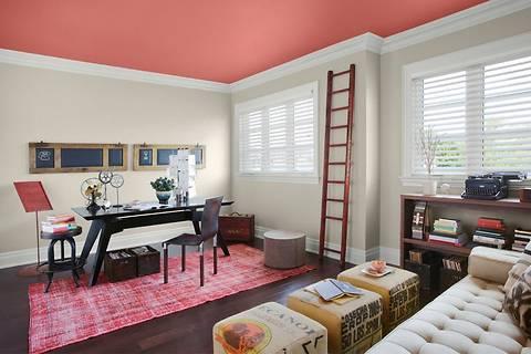 5 способов оформить красивый и стильный потолок в квартире
