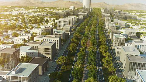Афганистан построит еще одну столицу - Новый Кабул