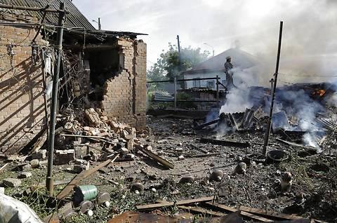 Жителям Донецка предоставят скидку на стройматериалы для восстановления жилья
