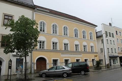 Власти Австрии выкупят у владелицы дом Гитлера