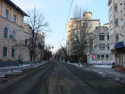 В Киеве переименовали улицу Фрунзе